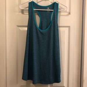 NWT Active by Old Navy Teal Workout Tank Top